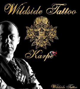 Wild Side Tattoo